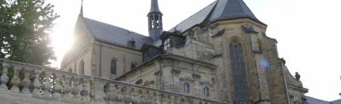 15 Kloster Michelsberg (auch Michaelsberg) © Ralf Saalmüller
